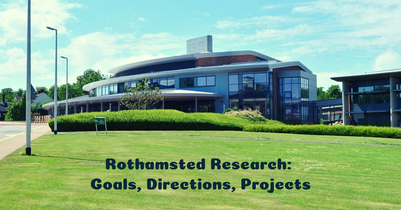 Rothamsted Research_ Goals, Directions, Projects